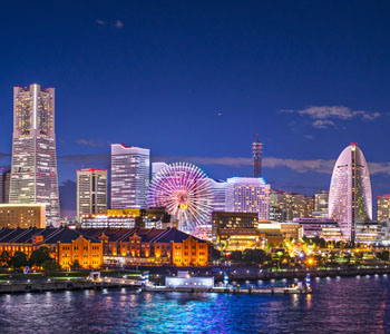 5D Tokyo Express + Yokohama