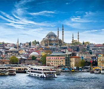10D MARVELOUS TURKEY + BOSPHORUS CRUISE