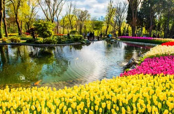 10D Marvelous Turkey + Emirgen Tulip Festival & Bosphorus Cruise