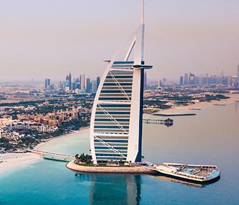 7D Experience Dubai + Dessert Safari & 2 Theme Parks