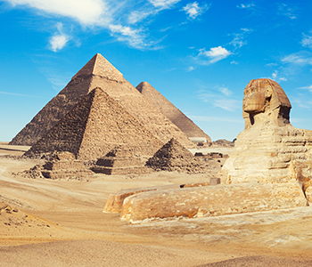 7D Experience Egypth + Valley of The Kings