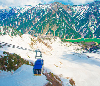 7D Japan Alpine Route + Shirakawago Village