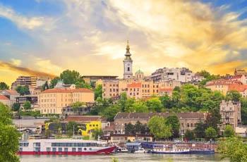 8D Experience Serbia + Belgrade Boat Cruise