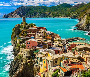 Europe Cinque Terre