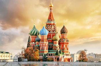 8 Days Europe Experience Russia + ST Petersburg White Nights