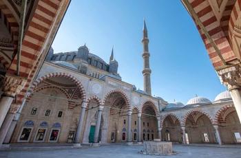 11D Turkey Moslem + Edirne