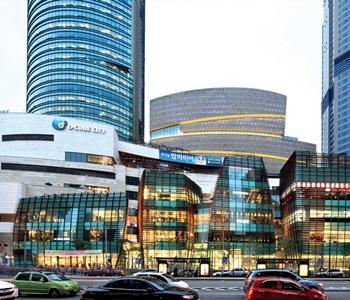 Sheraton Seoul D Cube City Hotel