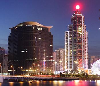 Hong Kong Shenzhen Macau
